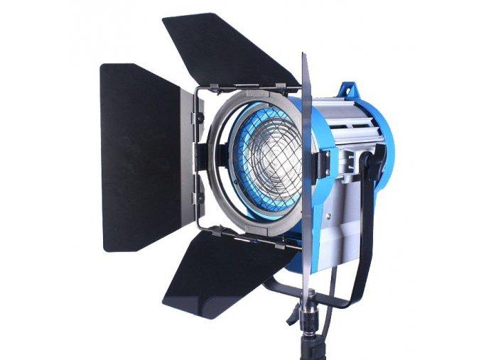 Štúdiové svetlo Fresnel 650W + stmievač