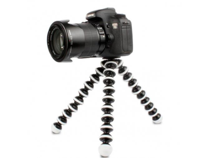 Flexi mini statív GorillaPod do 3000g, 21cm