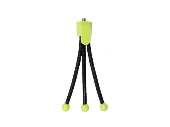 Flexi mini statív žltý