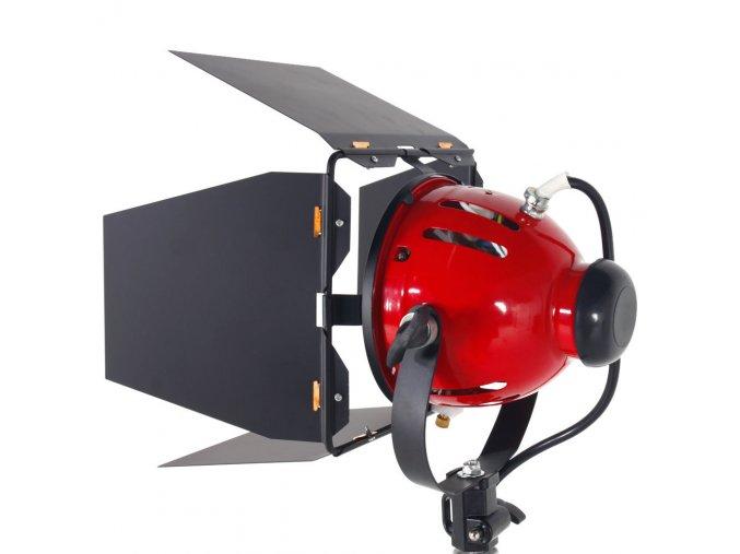 Štúdiové:video svetlo Red Head 800W so stmievačmi 8