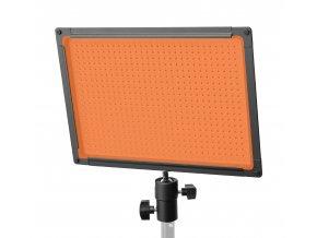 Štúdiové LED osvetlenie Slimline 36W / 5 600LUX BRESSER SH-600