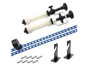 Závesný systém pre 1 kotúč (stenový / stropný) BRESSER MB-11
