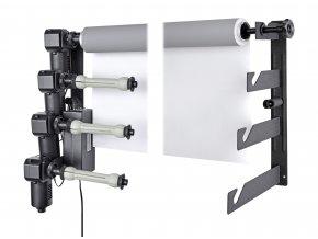 Elektrický závesný systém pre 4 pozadia BRESSER MB-4Y