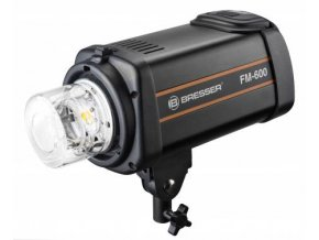 Vysokorýchlostný štúdiový blesk BRESSER FM-600