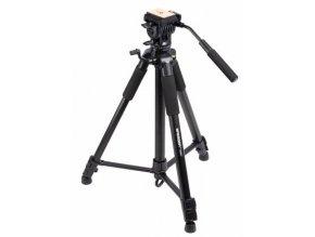 Video statív s 2-cestnou hlavou 63,5 - 171 cm, do 3kg