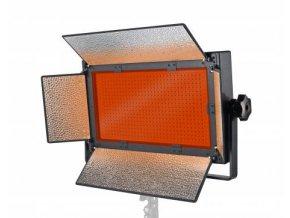 Fotografické povrchové LED svetlo 38W/5.600LUX BRESSER LG-600