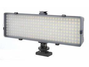 Fotografické LED video svetlo 14,4W / 2200LUX BRESSER S-240