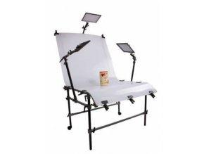 Profesionálny fotografický stôl s upínacími ramenami 110x200cm BRESSER Y-18B