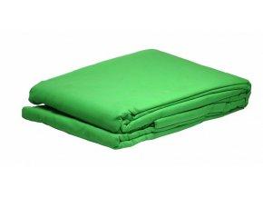 Textílne fotografické pozadie 2,5x3m, zelené Bresser