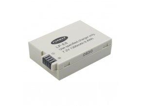 Batéria LP-E8 1300mAh pre fotoaparáty Canon EOS: 550D, 600D, 650D