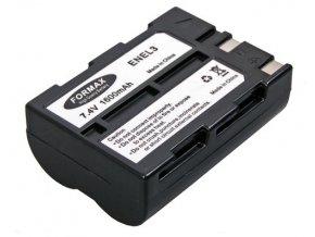 Batéria EN-EL3E pre fotoaparáty Nikon D50, D70, D70S, D100