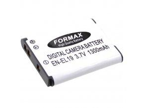 Batéria Nikon EN-EL19 1300 mAh pre fotoaparáty Nikon Coolpix S100, S2500