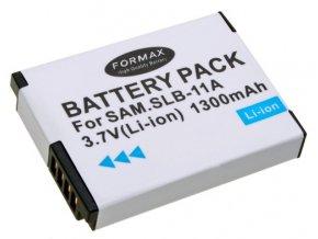 Batéria SLB-11A 1300 mAh do fotoaparátov Samsung Digimax: CL65, EX1, HZ25W