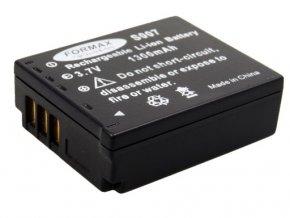 Batéria CGA-S007 pre fotoaparáty PANASONIC