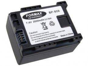 Batéria BP-809 pre fotoaparáty Canon 2000mAh