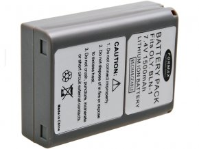 Batéria BLN-1 pre fotoaparáty Olympus 1500mAh