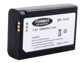 Batéria BP-1410 s kapacitou 1600 mAh pre fotoaparáty Samsung NX30, WB2200, WB2200F