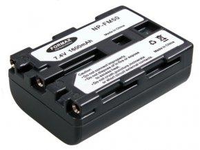 Batéria NP-FM50 pre fotoaparáty Sony