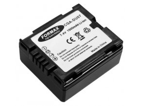 Batéria CGA-DU07 pre fotoaparáty Panasonic