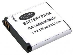 Batéria BP-88A s kapacitou 1200 mAh pre fotoaparáty Samsung DV200, DV300F
