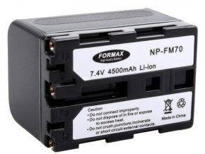 Batéria NP-FM70 fotoaparáty Sony