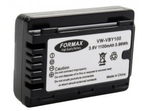 Batéria VW-VBY100 s kapacitou 1100 mAh pre fotoaparáty Panasonic
