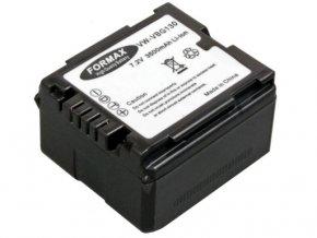 Náhrada batérie VW-VBG130 pre fotoaparáty Panasonic