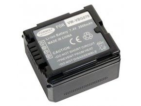Batéria VW-VBG070 pre fotoaparáty Panasonic