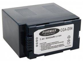 Batéria CGR-D54S pre fotoaparáty Panasonic