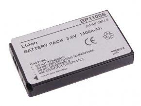 Batéria BP-1100S pre fotoaparáty Kyocera