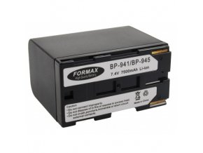 Batéria BP-941 / BP-945 pre fotoaparáty Canon 7500mAh