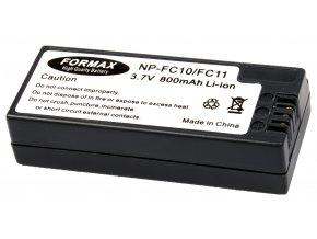 Batéria NP-FC10, NP-FC11 pre fotoaparáty Sony