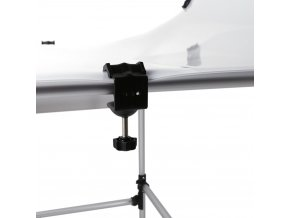 Fotografický stôl 100x200cm + súprava žiaroviek 6x125W