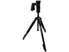 Profesionálny foto/video statív 43cm - 170cm + MACRO
