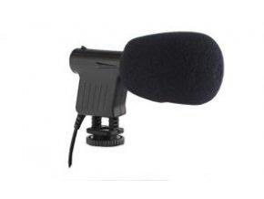 Stereo kondenzátorový mikrofón BOYA BY-VM01