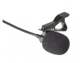 Stereo kondenzátorový mikrofón s klipom pre kamery GoPro BOYA BY-LM20