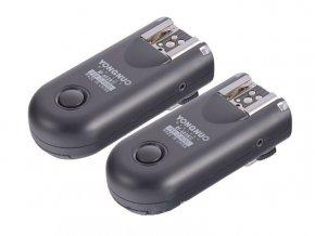 Rádiový odpaľovač Yongnuo RF-603 II N3 - set prijímač/vysielač do Nikon