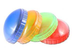 Farebné filtre pre zábleskové žiarovky
