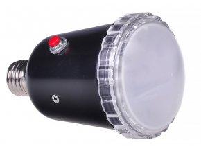 Záblesková žiarovka s fotobunkou a synchro káblom 45Ws