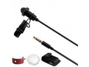 Klopový mikrofón A-lav pre mobilné zariadenia Aputure