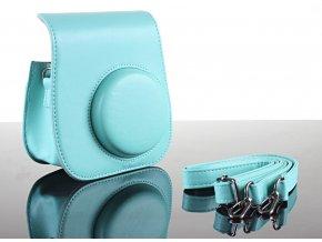Retro puzdro pre fotoaparáty INSTAX Mini 8 9 - farba zelená
