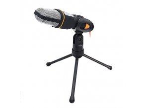Mikrofón screamer s mini statívom LineComp SF-666