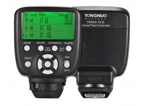 Riadiaca jednotka Yongnuo YN-560-TX Nikon