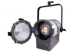 LED osvetlenie Fresnel  + DMX + chladenie BRESSER SR-2000A