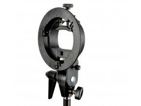 Montážna konzola BOWENS S pre krátke zábleskové svetlá