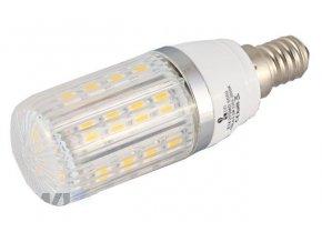 Žiarovka E14 27 LED 5050 SMD teplá 4,5W = 45W (+ plášť)