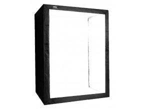 Fotostan s LED osvetlením 160x120x80 cm