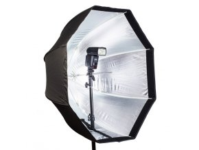 Dáždnikový softbox OCTAGON 80 cm