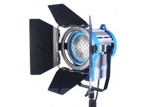 Štúdiové svetlo Fresnel 300W + stmievač