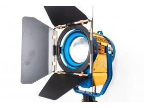 LED svetlo Fresnel 1000W + stmievač